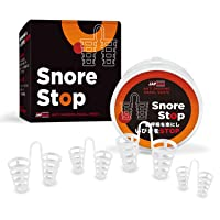 Snore Stopper Solution - Anti Snoring Nose Vents - Set of 4 Nasal Dilators - Natural...