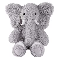Vermont Teddy Bear Stuffed Elephant - Oh So Soft Elephant Stuffed Animal, Plush...