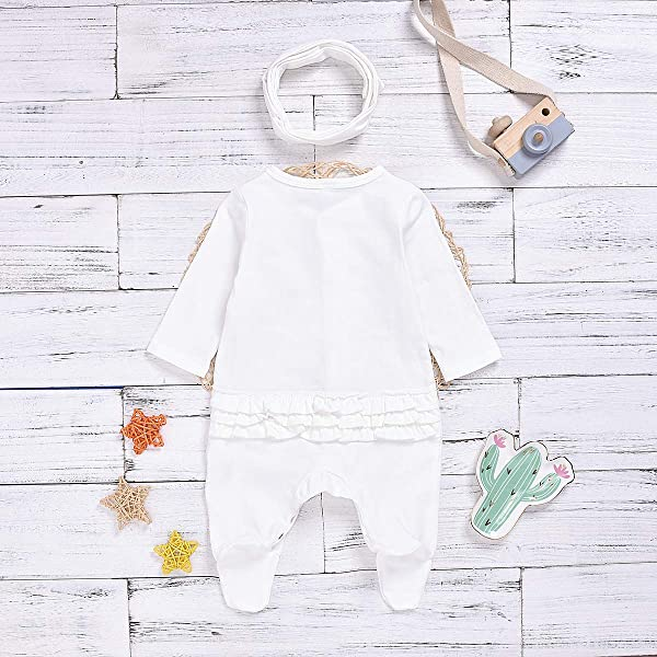 Baby Boy Organic Coverall Hawaii The Aloha State-1 Infant Short Sleeve Romper Jumpsuit
