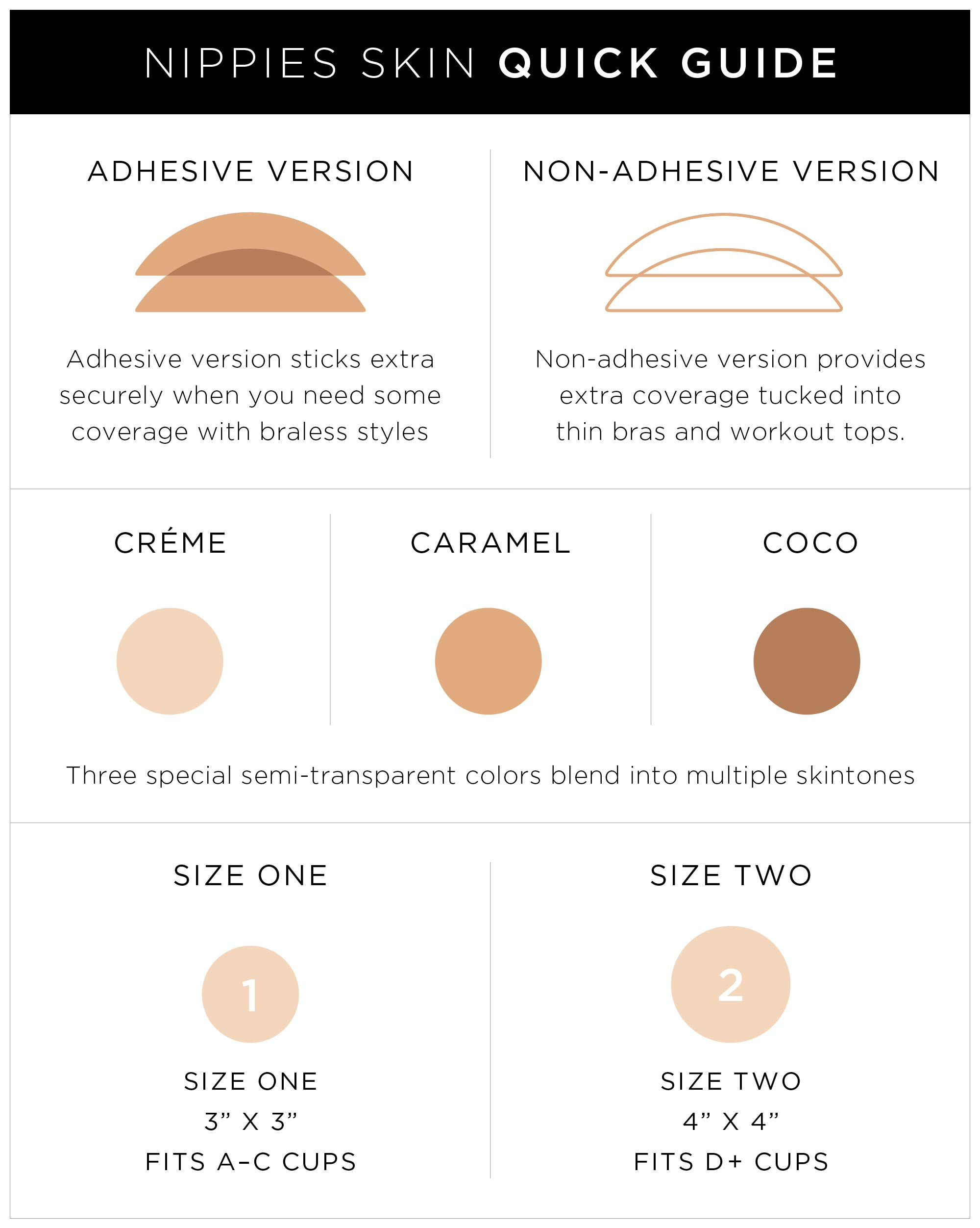 Nude Matte Self-Adhesive Hypoallergenic Silicone Nipple Cover Up Ultra Thin Edge Breast Petal Shield Round 1 Pair