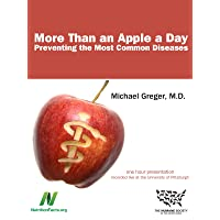 More Than an Apple a Day: Preventing the Most Common Diseases