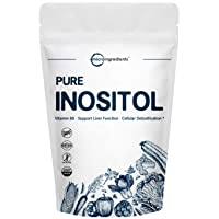 Micro Ingredients Pure Inositol Powder, Inositol B8 Powder, 1KG (2.2 Pounds), Strongly...