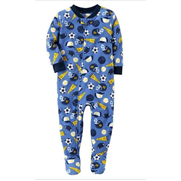 Carters Baby Boys 1 Pc Fleece 327g106 18 Months, Dinosaurs