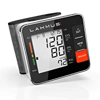 Blood Pressure Monitor Cuff Wrist - Digital BP Monitor - Fully Automatic Accurate...
