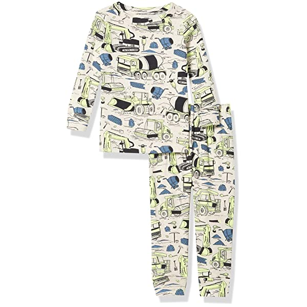 Gymboree Baby Boys 2-Piece Tight Fit Sleeve Long Bottoms Pajama Set
