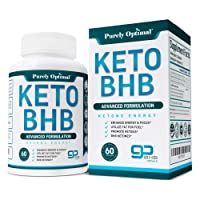Premium Keto Diet Pills - Utilize Fat for Energy with Ketosis - Boost Energy & Focus...