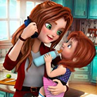 Virtual Mother Family Game Working Mom Simulator 3D: Mommy Daycare Adventure Games For Girls For Free 2018
