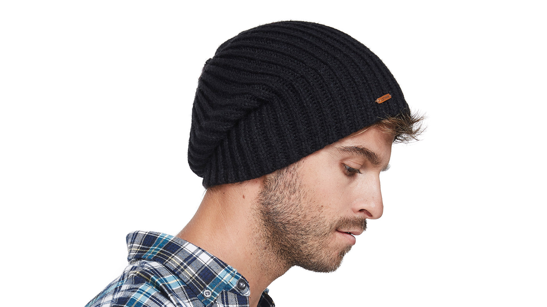 There is Hope He Will Nev Men/&Women Warm Winter Knit Plain Beanie Hat Skull Cap Acrylic Knit Cuff Hat