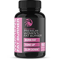 Nobi Nutrition Premium Fat Burner for Women - Thermogenic Supplement, Carbohydrate...
