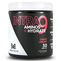 MDRN Athlete Intra9 | All 9 Essential Amino Acids EAA | 7 Grams | 2:1:1 Branched...