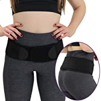 Sacroiliac Support SI Loc Hip Belt for Men and Women Lumbar Lower Back Joint Pelvic...