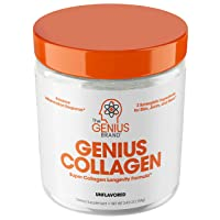 Collagen Peptides Powder - Hydrolyzed Collagen Protein Powder, Grass Fed for Hair...
