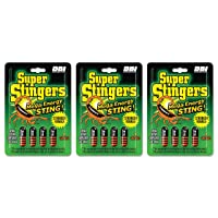 Super Stingers | Mega Energy Sting - 300mg Caffeine Pills with a Premium Herbal...