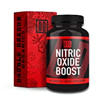 Nitric Oxide Booster Supplement - 1600mg Extra Strength L-Arginine, Citrulline Malate...