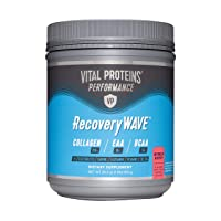 Vital Proteins Recovery BCCA Powder -8g BCAAs, 5g Essential Amino Acids, 20g of...