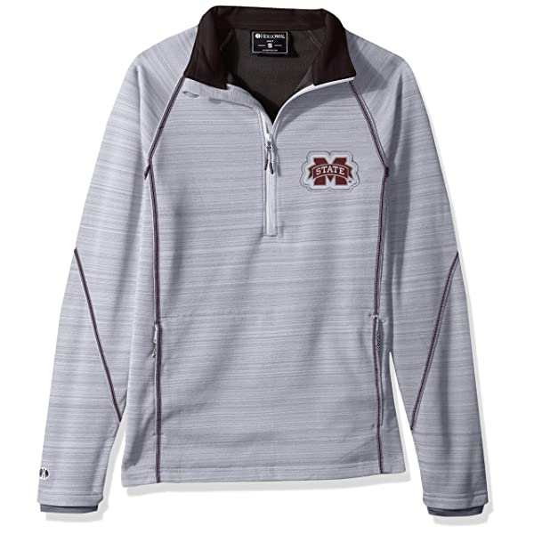 Ouray Sportswear Mens Electrify 1//2 Zip Pullover