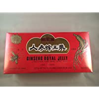 Royal King Deluxe Ginseng Royal Jelly Oral Liquid 60 Vials